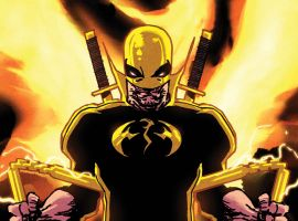 Iron Fist by Kaare Andrew
