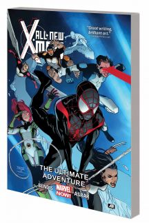 All-New X-Men Vol. 6: The Ultimate Adventure (Trade Paperback)