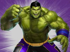 Totally Awesome Hulk in Marvel Puzzle Quest