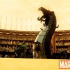Planet Hulk: Hulk Fights In The Arena
