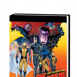 Astonishing X-Men: Gifted with Motion Comic DVD (Hardcover)