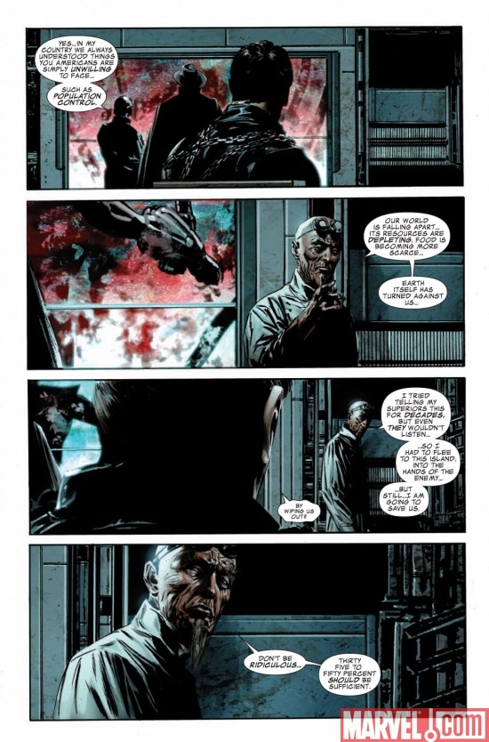 CAPTAIN AMERICA # 48 preview page 4