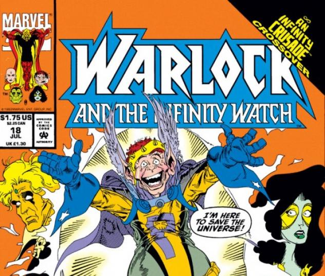 Warlock and the Infinity Watch #18