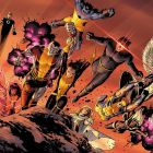 GIANT-SIZE ASTONISHING X-MEN POSTER #0