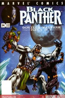 Black Panther (1998) #34