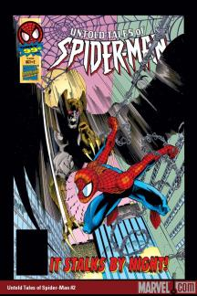 Untold Tales of Spider-Man (1995) #2