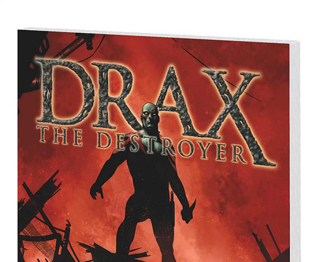 DRAX THE DESTROYER: EARTH FALL #0
