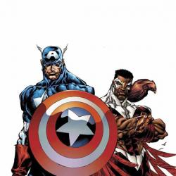 Captain America & the Falcon Vol. 1: Two Americas (2004)