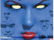 Mystique (2003) #22 Wallpaper