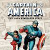 CAPTAIN AMERICA: THE 1940's NEWSPAPER STRIP #1 cover by Butch Guice