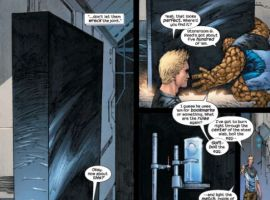 ULTIMATE FANTASTIC FOUR #54, page 7