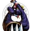 Hsien-Ko character art from Marvel vs. Capcom 3