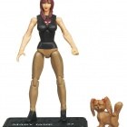 Mary Jane Watson 3 3/4 Inch Marvel Universe Action Figure from Hasbro, Wave 9