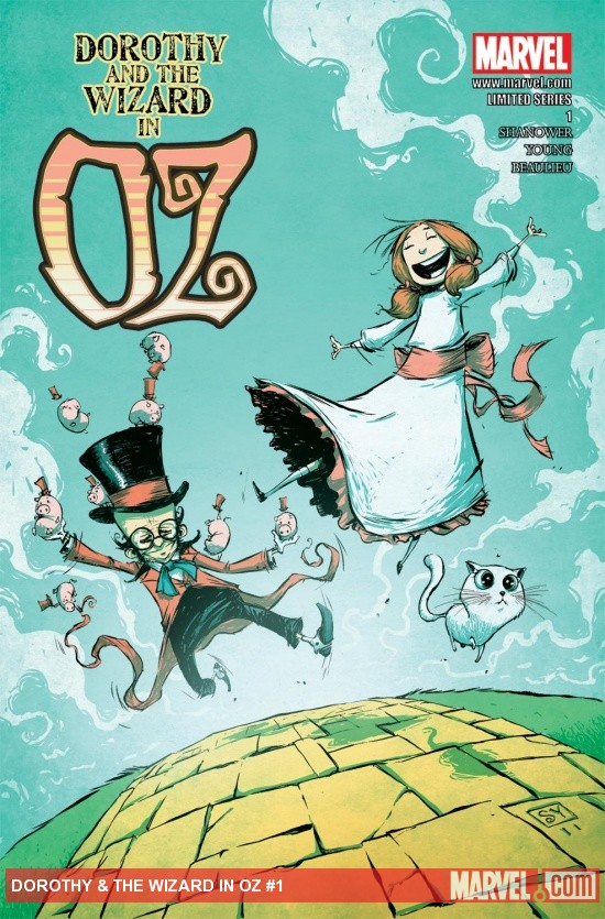 Dorothy & the Wizard in Oz (2010) #1