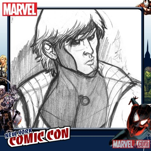 NYCC 2011: Gage & Baldeon Join X-Men Legacy