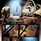 Avengers Origins: Thor #1 preview art by Al Barrionuevo