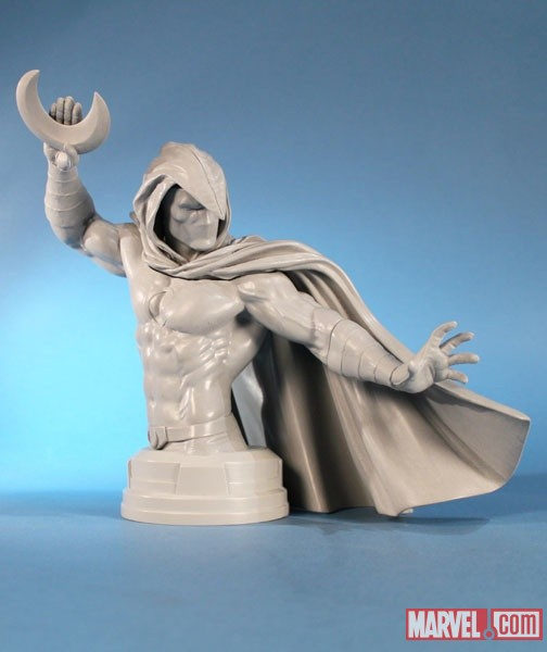 Moon Knight mini bust by Gentle Giant Ltd