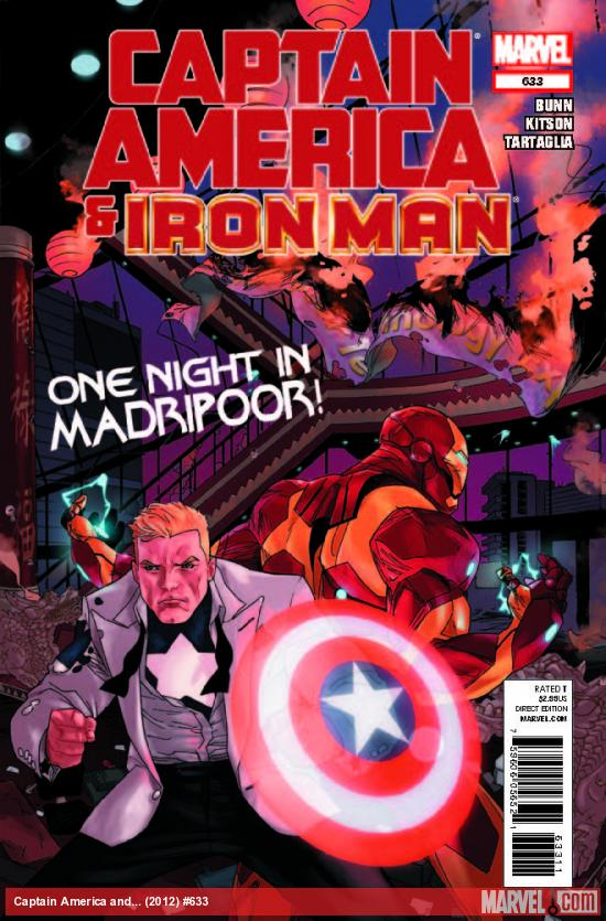 One Night in Madripoor