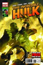 Incredible Hulk #12 cover