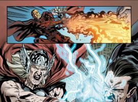 Dark Avengers #181 preview art by Neil Edwards
