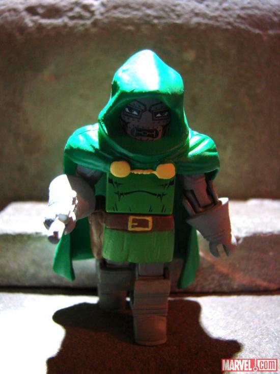 Best of Marvel Minimates Series 2 Doctor Doom