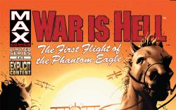 Cover from: War Is Hell: The First Flight of the Phantom Eagle (2008) #4