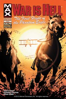 War Is Hell: The First Flight of the Phantom Eagle (2008) #4