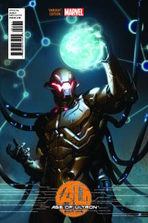 AGE OF ULTRON (2013) #1 (Djurdjevic Variant)