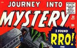 Journey Into Mystery #58 cover