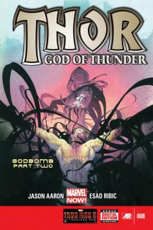 Thor: God of Thunder (2012) #8