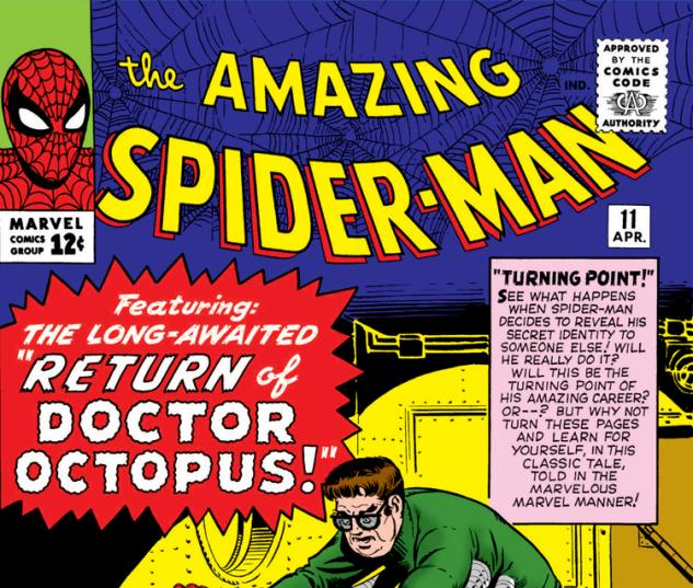 Amazing Spider-Man (1963) #11