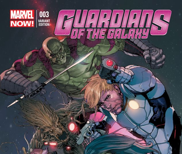 GUARDIANS OF THE GALAXY 3 YU VARIANT (NOW, WITH DIGITAL CODE)