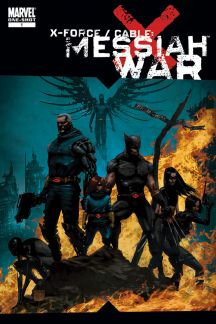 X-Force/Cable: Messiah War One-Shot #1