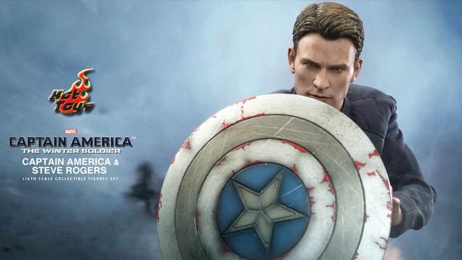 Captain America: The Winter Soldier Hot Toys