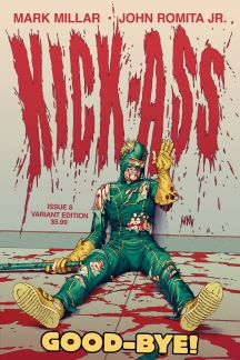 KICK-ASS 3 8 MCNIVEN VARIANT