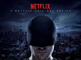 Charlie Cox stars as Matt Murdock/Daredevil in Marvel's Daredevil, only on Netflix April 10