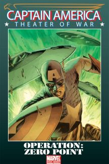 Captain America Theater of War: Operation Zero-Point (2008) #1