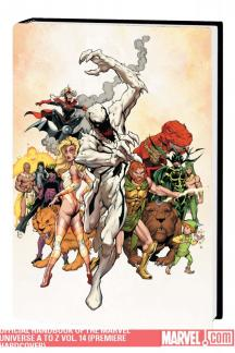 Official Handbook of the Marvel Universe a to Z Vol. 14 (Hardcover)