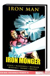Iron Man: Iron Monger (Hardcover)