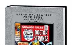 MARVEL MASTERWORKS: NICK FURY, AGENT OF S.H.I.E.L.D.