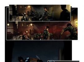 X-FORCE #13 preview art by Clayton Crain