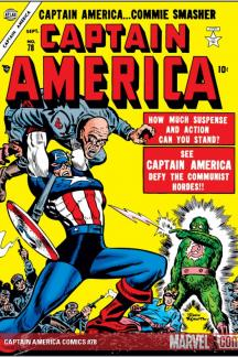 Captain America Comics (1941) #78