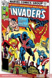 Invaders Classic Vol. 2 (Trade Paperback)