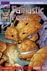 Fantastic Four #10 