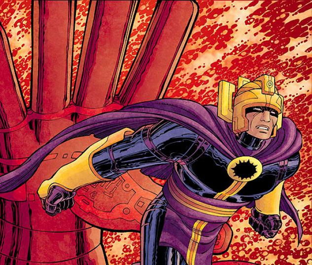 ETERNALS (2008) #5 (JOHN ROMITA JR. VARIANT) COVER