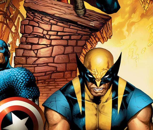 NEW AVENGERS (2006) #3 (OLIVER COPIEL VARIANT) COVER