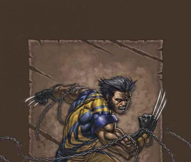 WEAPON X (2004) #25 COVER