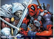Cable & Deadpool (2004) #36 Wallpaper