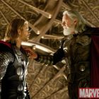 Thor Movie: New Thor and Odin Pic