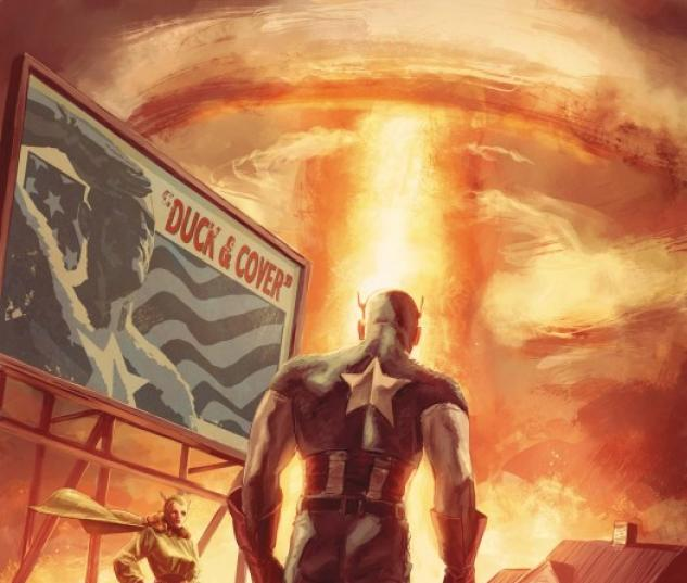 Captain America: Patriot (2010) #4